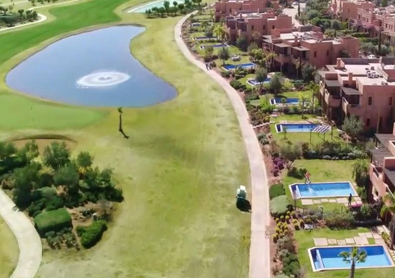 Villa Luxe Jardins De L Atlas Marrakech Has Cable Satellite Tv And Secure Parking Updated 2020 Tripadvisor Marrakech Vacation Rental