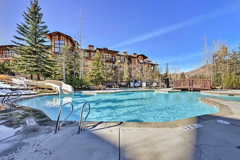 Solitude Creekside Condo-Closest to Ski Lift!, holiday rental in Solitude