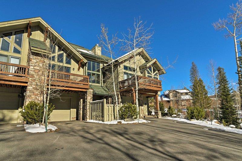 Shred the slopes at Winter Park Resort!