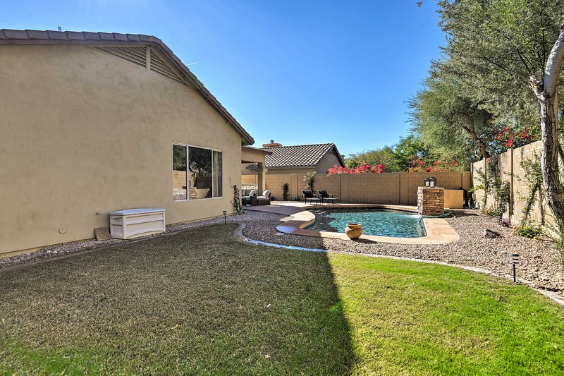 You'll love being close to the best of Scottsdale at this beautiful home!