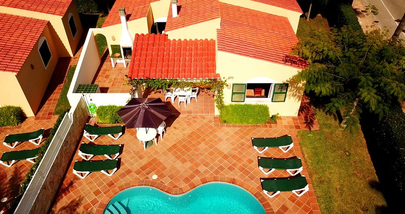 Villa Linardo 1 | Villa con piscina, barbacoa y muy cerca de la playa a 200m!!, alquiler vacacional en Menorca
