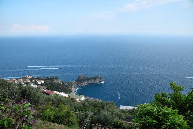 Raffy's House, your romantic holiday in Amalfi Coast!, vacation rental in Conca dei Marini