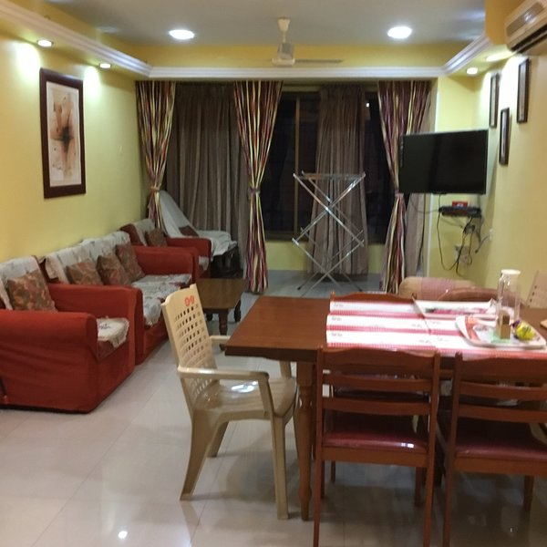 Cosy place for the big group of 6, holiday rental in Dona Paula