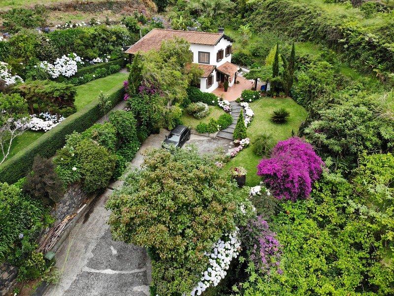 O Refúgio, location de vacances à Sao Vicente