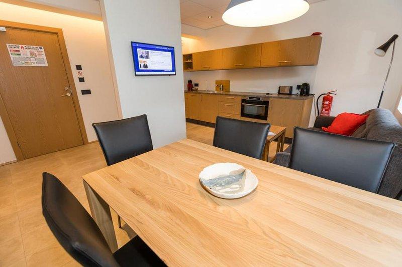 Hrimland Luxury Apartment #2, alquiler vacacional en Región Nororiental