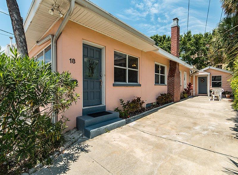 Beachcomber Beach House, alquiler de vacaciones en Clearwater