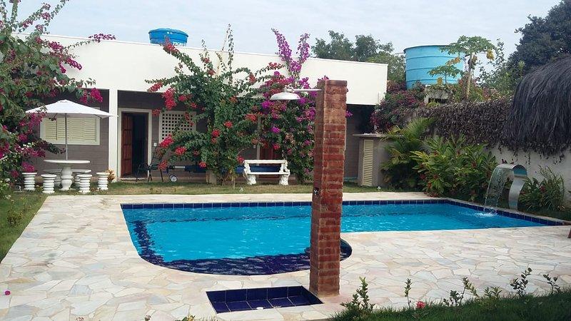 Recanto das Termas, Chalés, vacation rental in Catanduva
