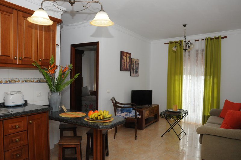 Nice apt near the beach & Wifi, casa vacanza a Los Carrizales