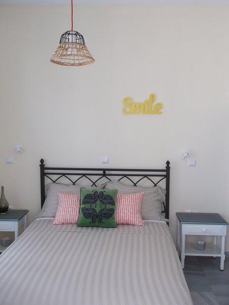 STUDIO CYLADIQUE  2 PERSONNES AGIOS PROKOPIOS NAXOS, holiday rental in Agia Anna