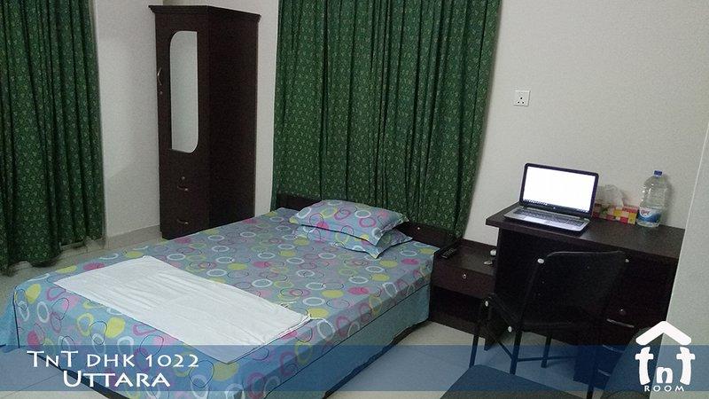 TnT Room DHK 1022, vacation rental in Uttara