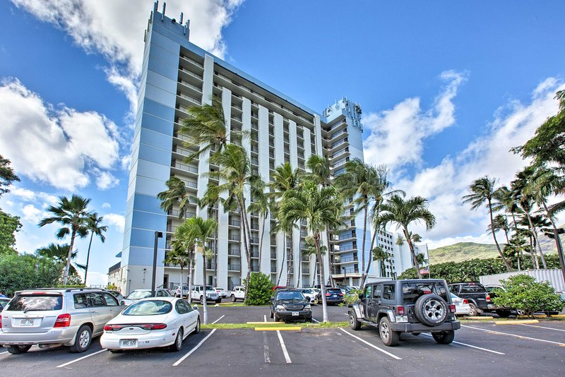 Situated in Hawaiian Princess Resort, enjoy access to an array of amenities.