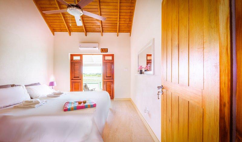 Frangipani -  Luxury 2 bedroom apartment on the South Coast near Oistins, holiday rental in Oistins