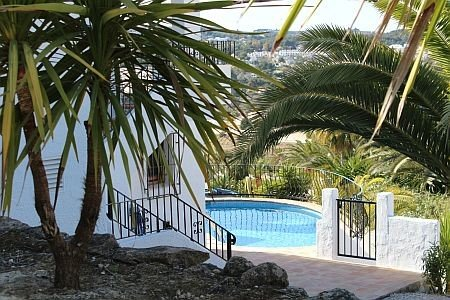 CASA PINTOR, Charming holiday home with private pool, vacation rental in Moraira