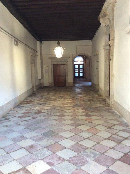 palace hall Michiel