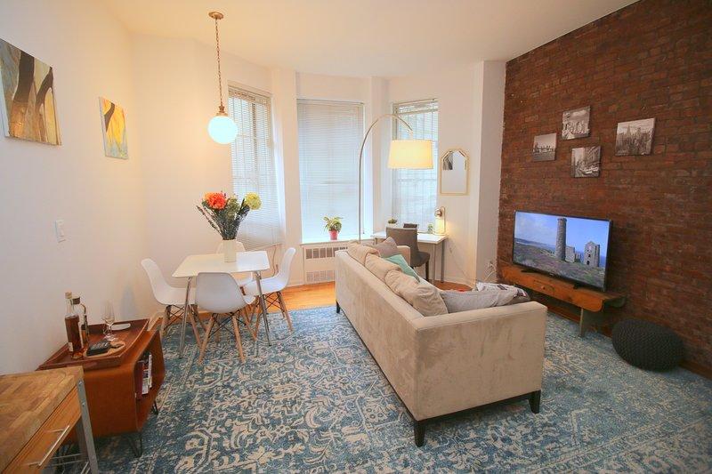 Elegant Urban Oasis - convenience, charm & comfort, casa vacanza a Guttenberg