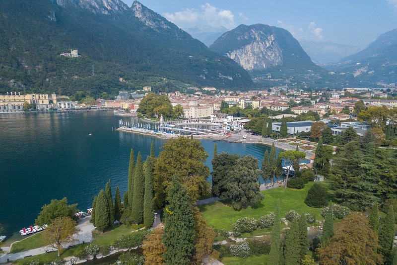 Riva del Garda and the Lake
