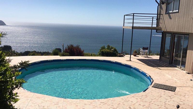 Casa Vista al Mar Niebla, vacation rental in Niebla