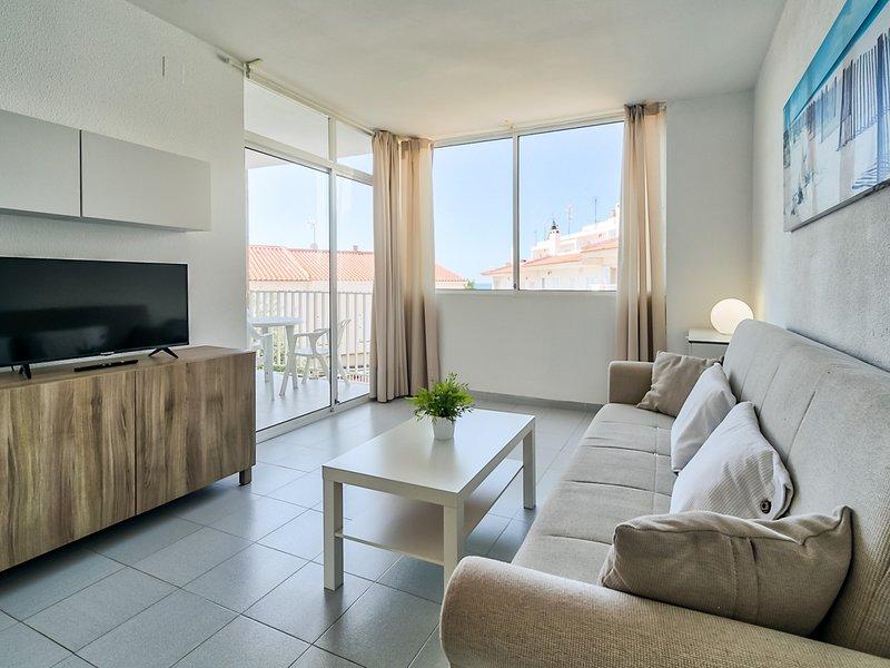 Beachside Apartment With Views Of Mediterranean Sea