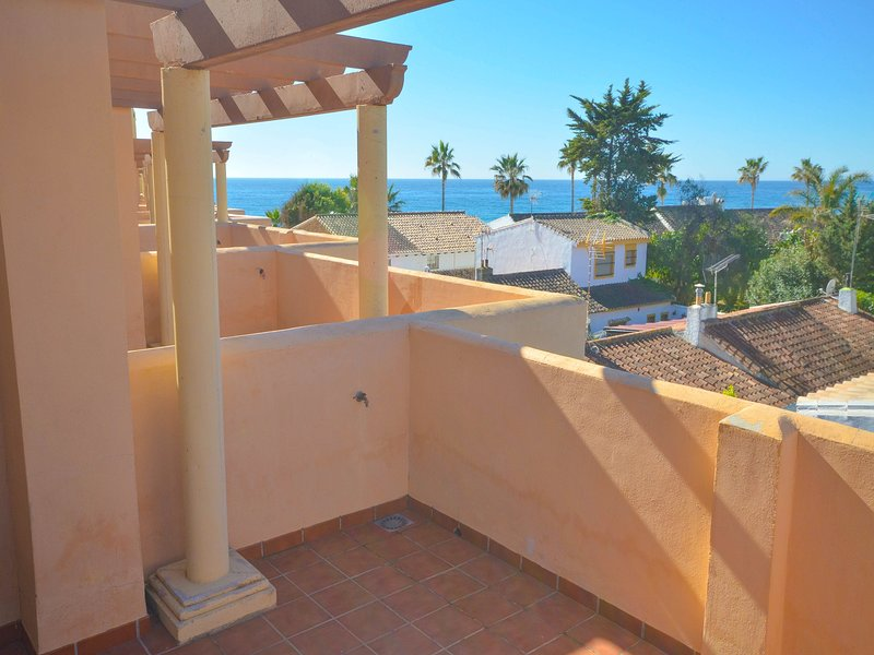 CASA CRISTINA- Views of the sea, vacation rental in Benamara
