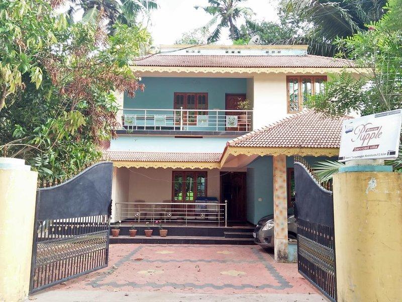 Munroe Ripple-Awesome Homestay with Kerala cuisine at Munroe Island, aluguéis de temporada em Kollam District