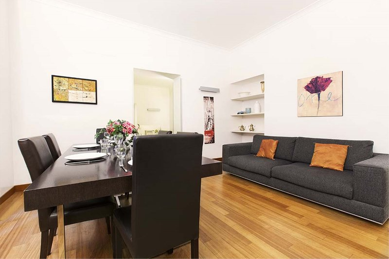 Bernini - living room