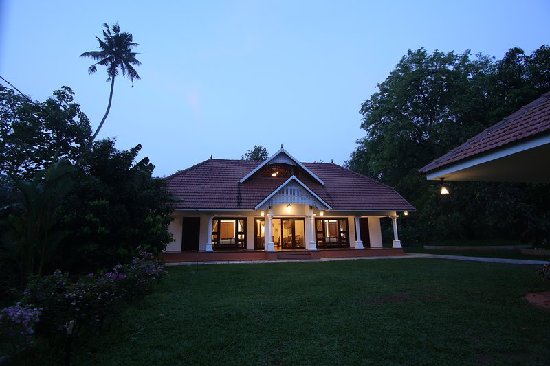 John's Farm and Home, holiday rental in Thattekad