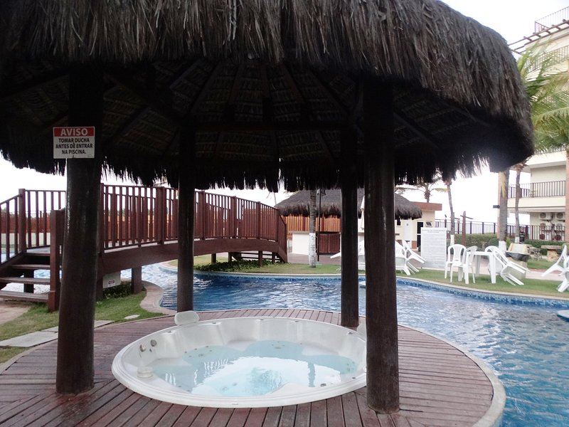 Beach Living - Frente Mar, holiday rental in Fortaleza