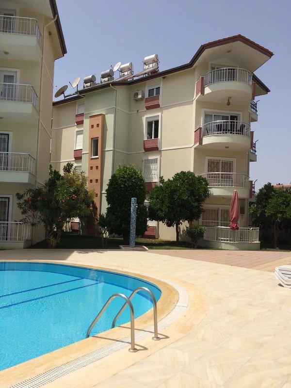 Duplex-Apartment mit zwei Etagen