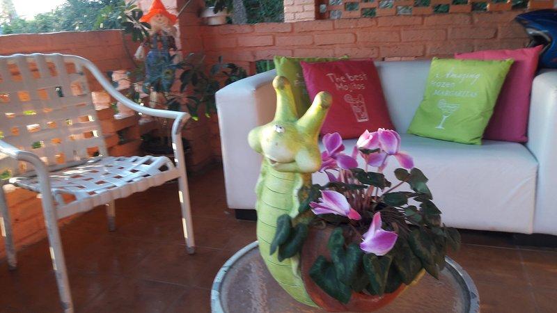 Chalet 'Buena Onda' casa de campo parada 35 de la mansa, casa vacanza a Punta Ballena