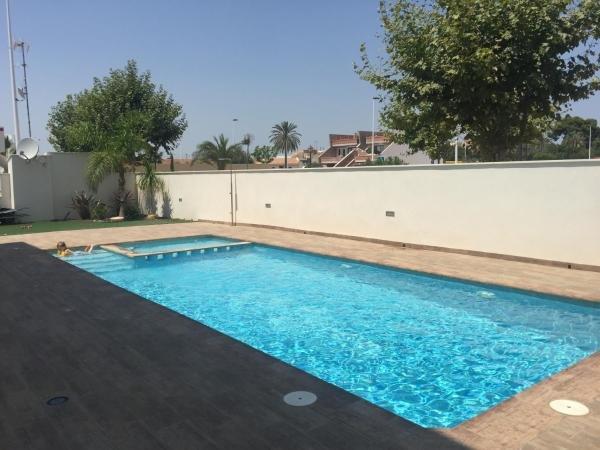 Playa Mar luxury apartment, alquiler de vacaciones en San Pedro del Pinatar