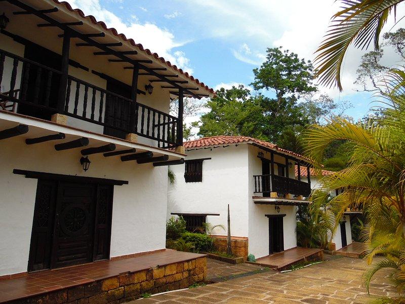 LA MATILDA CASA DE HUESPEDES, holiday rental in Aratoca