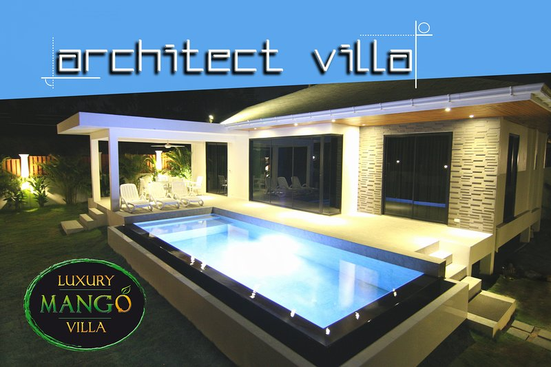 ⭐️LUXURY. MANGO VILLA ⭐️ 3 bedrooms private pool villa ⭐️1, vacation rental in Chaweng