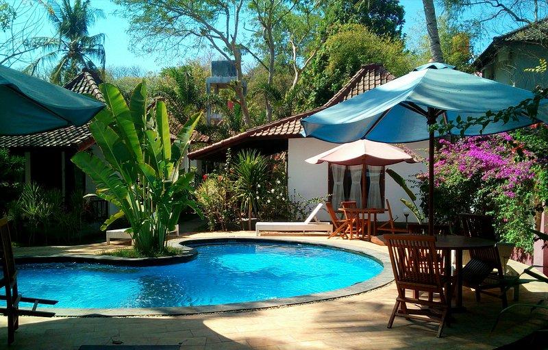 Banana Leaf Resort, holiday rental in Gili Trawangan