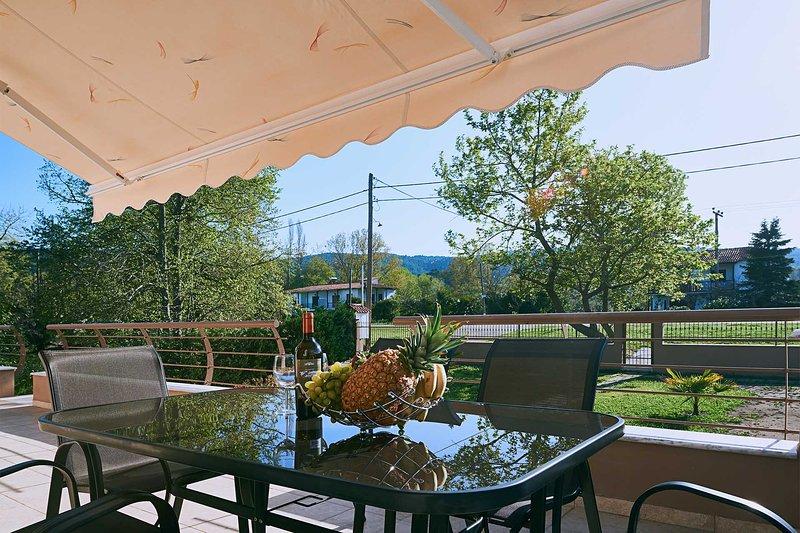 Amatia Summer House, Vourvourou, holiday rental in Vourvourou