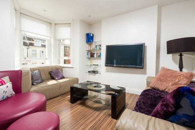 Gorgeous Apartment in Trendy Neighbourhood (HM3), holiday rental in Willesden