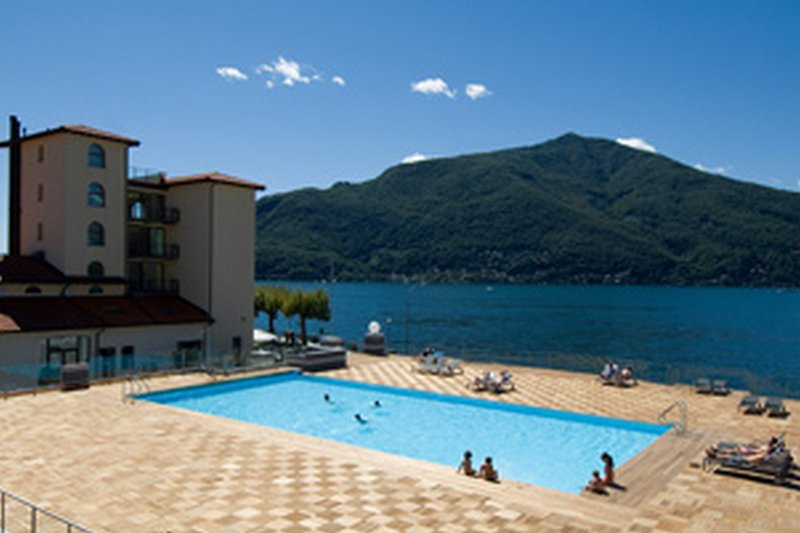 Vista di Maccagno Fantastico, vacation rental in Astano