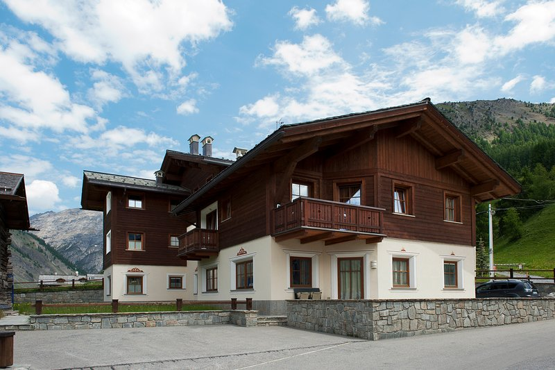 Ginepro, holiday rental in Trepalle