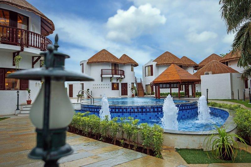 Nirali Resorts, holiday rental in Rajkot