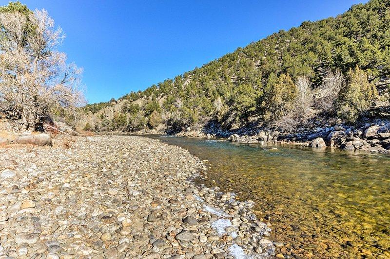 Your relaxing Rocky Mountain retreat awaits in Buena Vista.