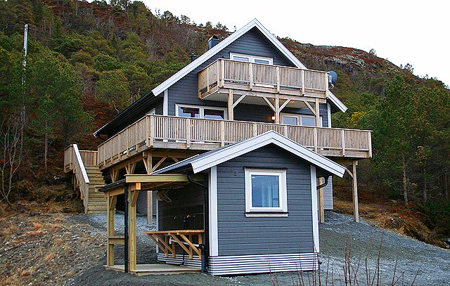 Benvenuti nella casa Sjøfiske