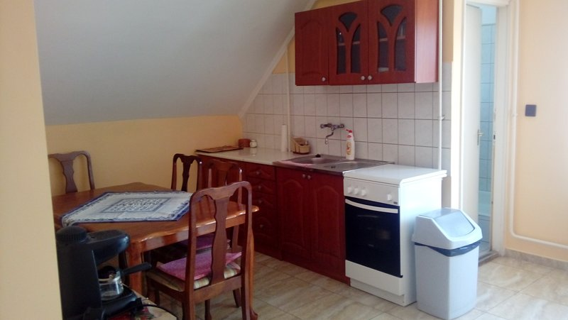 Appartment forpersons, vacation rental in Balatonlelle