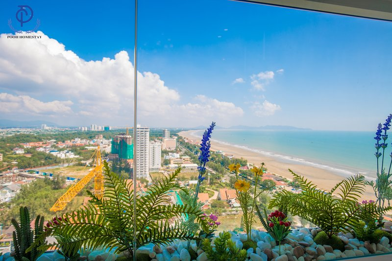 Pooh House 2 - Spacious Seaview, Ferienwohnung in Vung Tau
