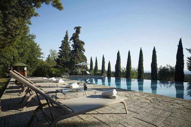 Villa Chiantigiana, holiday rental in Isole