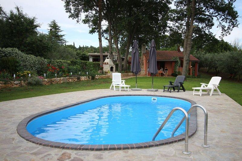 Branislava's Garden Holiday Home, location de vacances à Medulin
