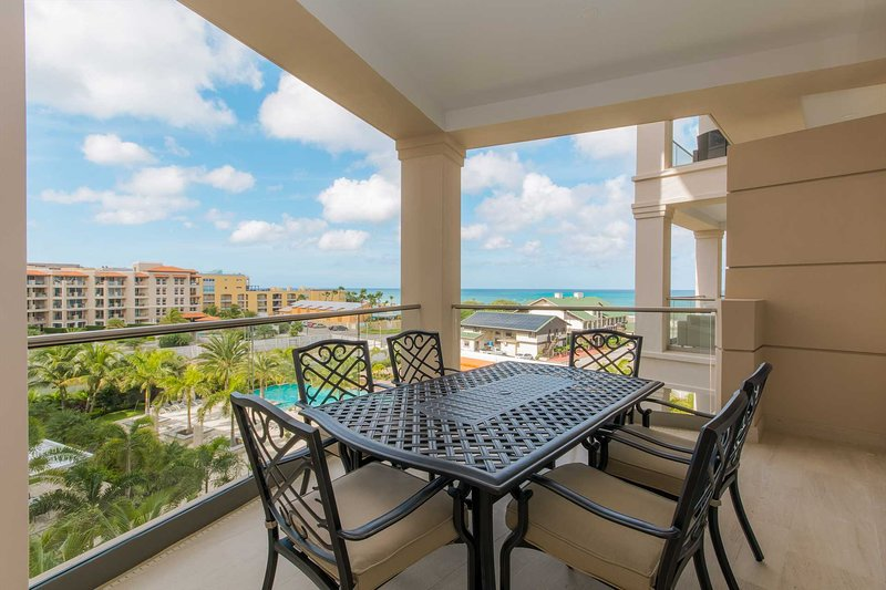 Welcome to your Beach Haven Two-bedroom condo at LeVent Beach Resort Aruba
