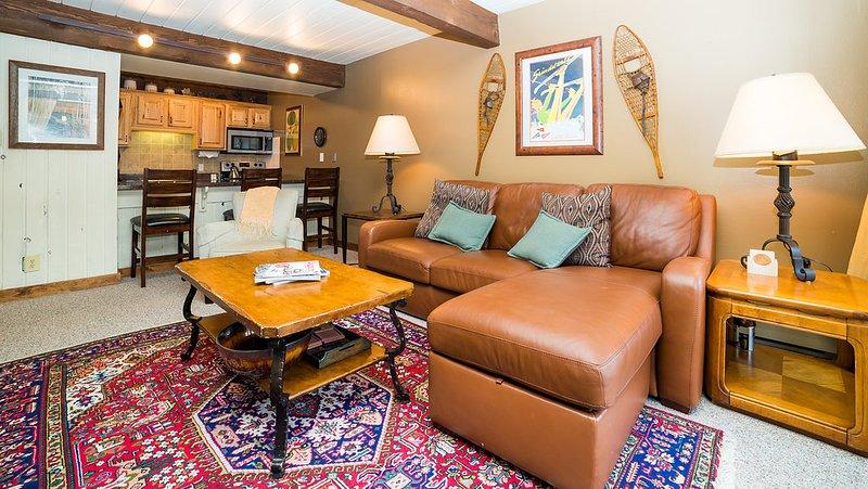 Lift One - 307 - 2B/2B, holiday rental in Aspen