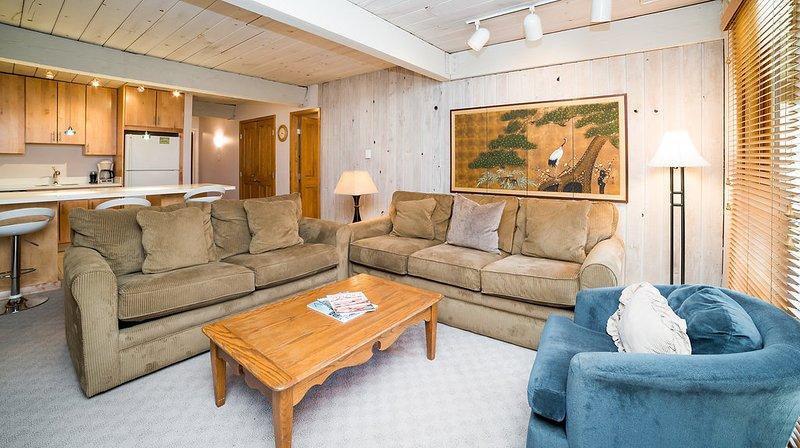 Lift One - 308 - 2B/2B, holiday rental in Aspen