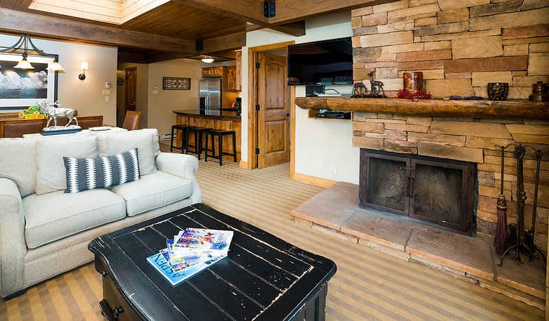 Lift One - 301 - 3B/3B Chalet in Aspen