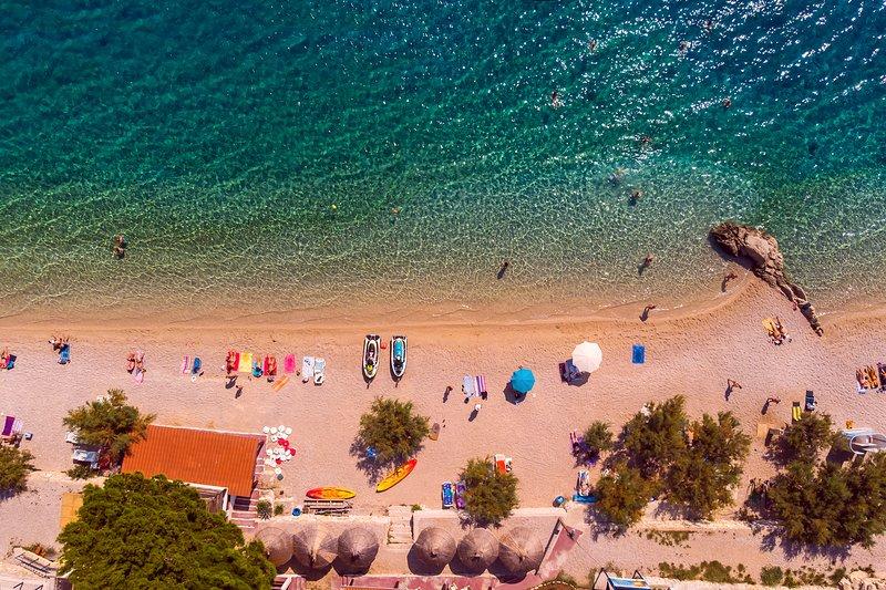 Desfrute de ótimas atividades de verão no mar ou simplesmente relaxe e aproveite :)