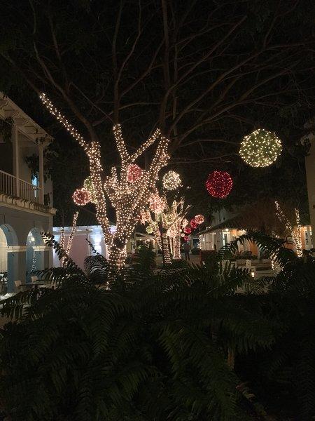CHRISTMAS  SPIRIT - PUNTA CANA VILLAGE